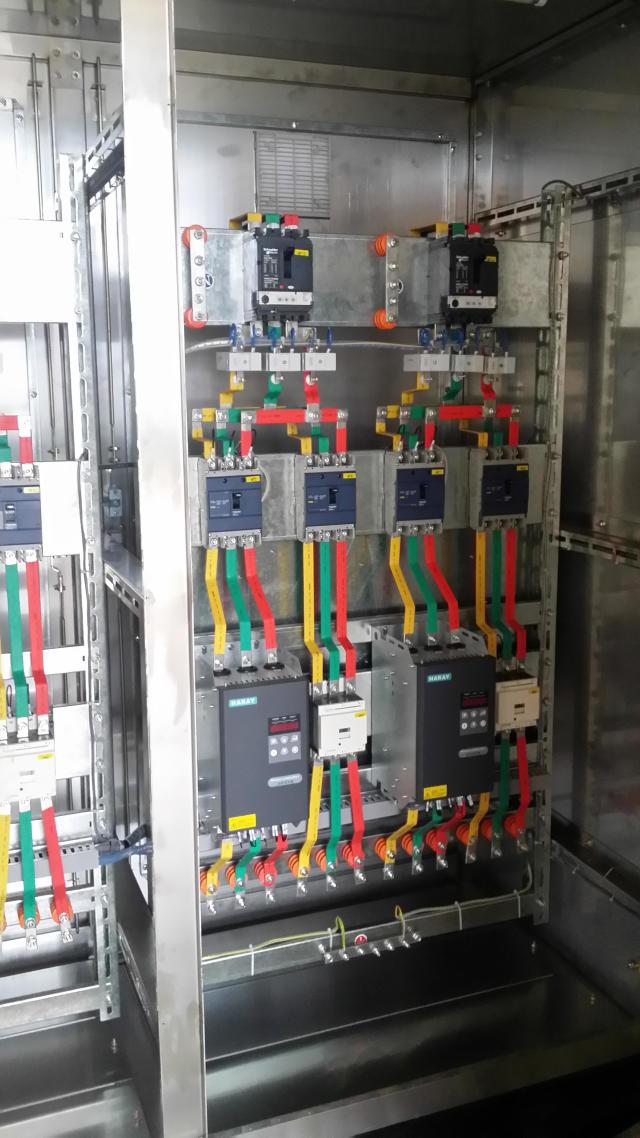 变频控制柜-南京昊诺电气设备有限公司